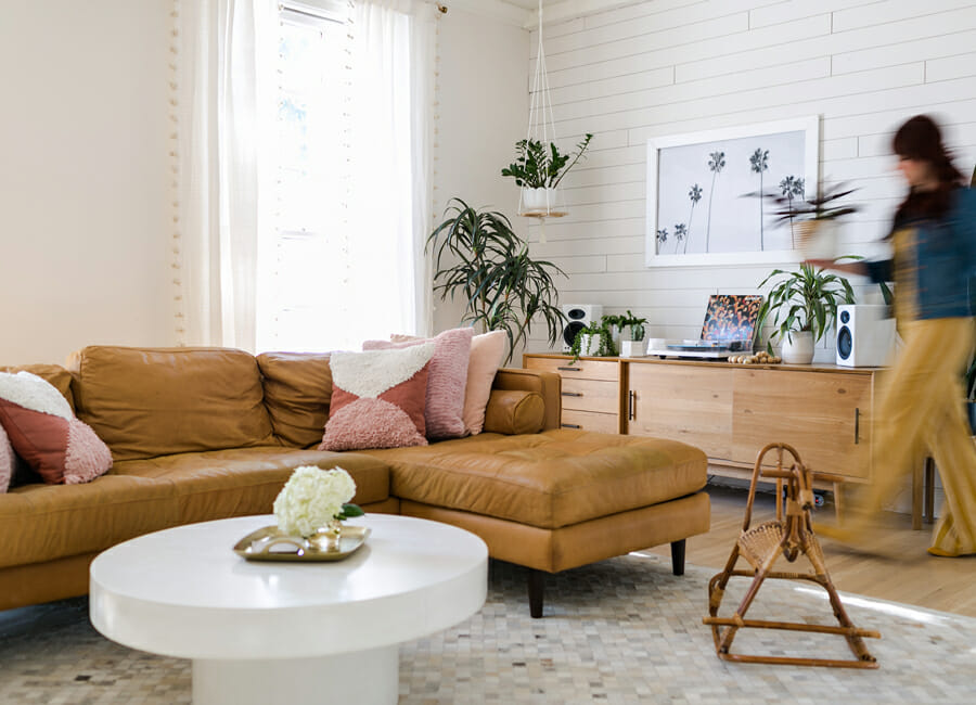 The Small Series: Sectional Sofas for your (Small) Space ...