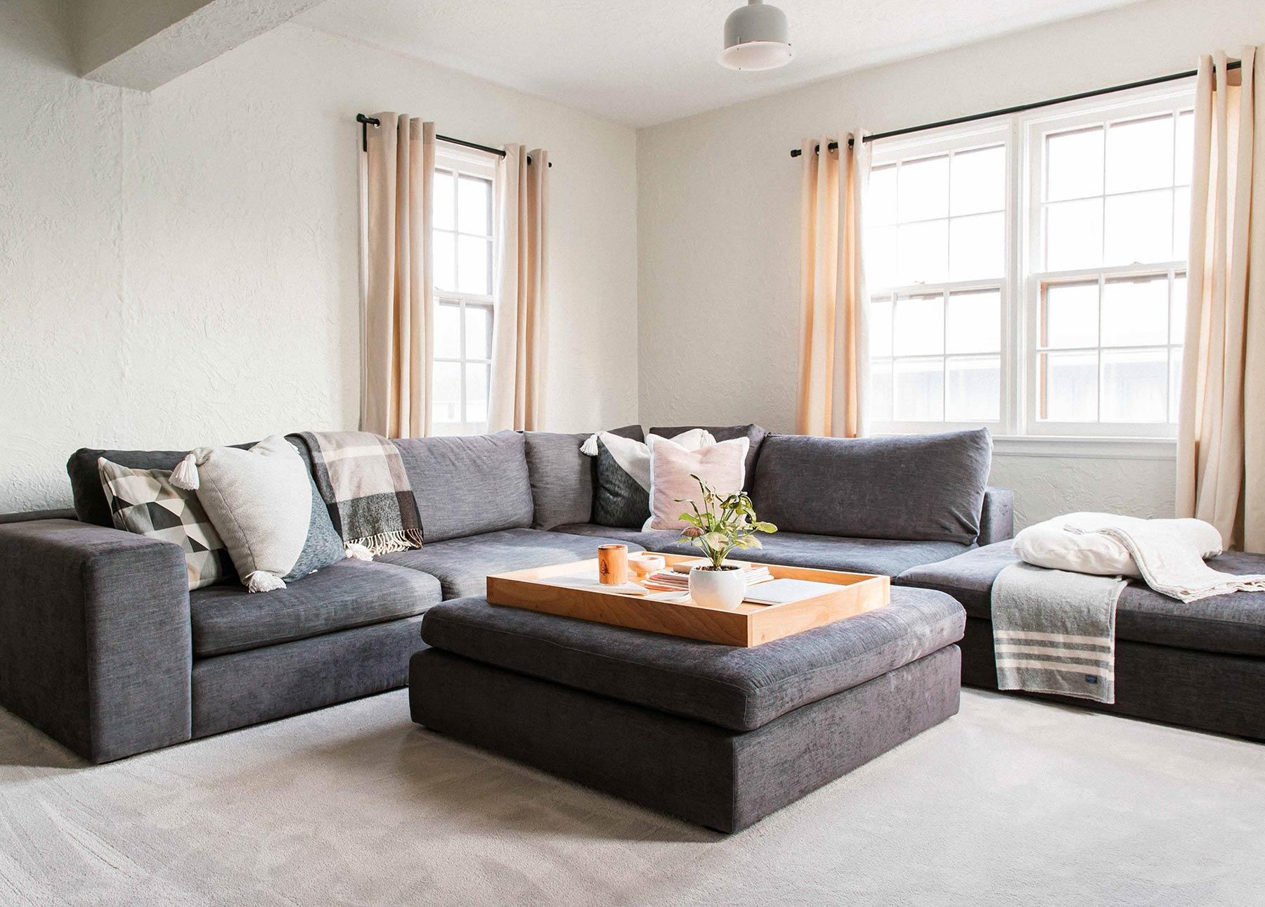 Modern Furniture Style Guide: Modular Sofas | Articulate