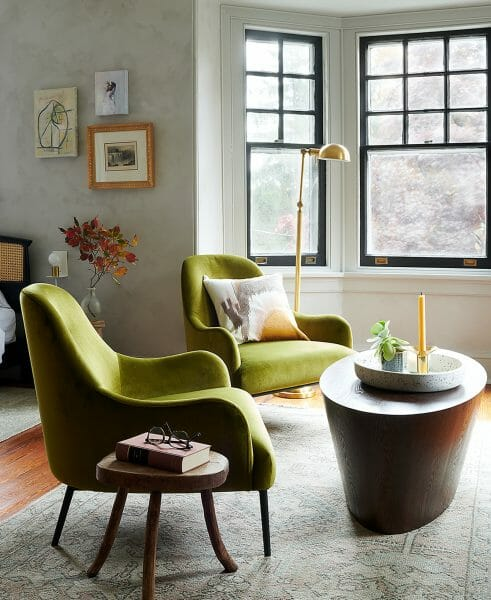 Accent Chairs for Small Spaces | Articulate