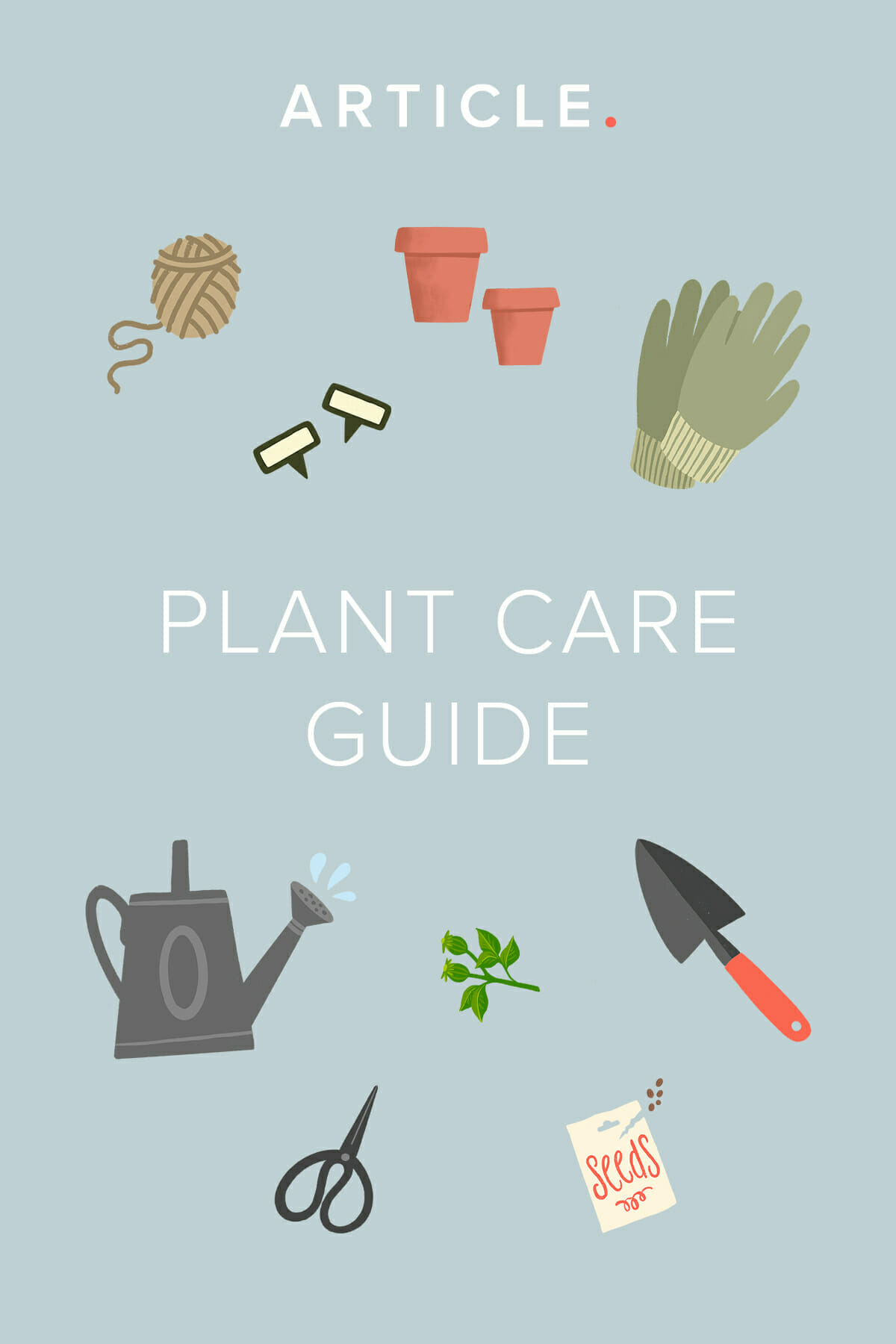 Title page of Article x houseplantjournal's Plant Care Guide